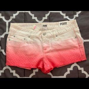 Victoria's Secret PINK Denim Shorts
